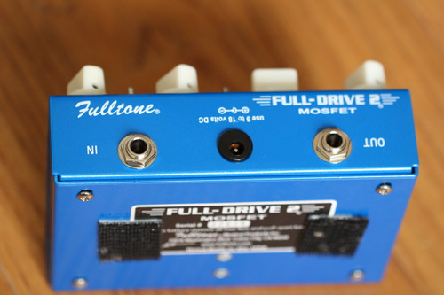 Mosfet Full Drive 2 Pedal (Used: Free 2-Day Shipping)