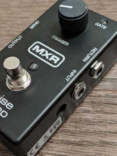 MXR Noise Clamp (Used Free 2-Day Shipping)