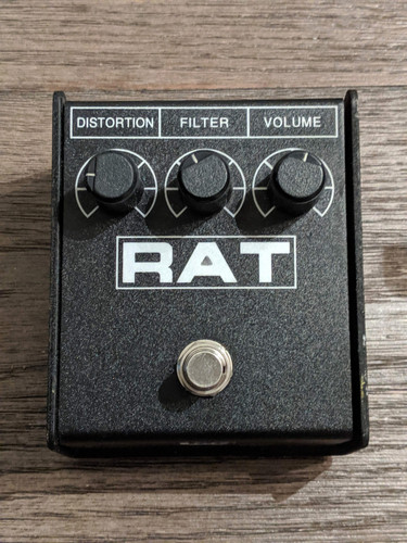 Proco Rat 2 Distortion (Used Free 2-Day Shipping)