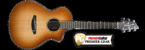 Breedlove Premier Concert Copper CE Sitka-EI Rosewood- Updated for 2017