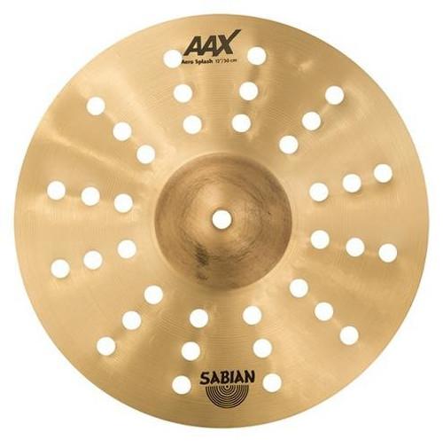 """Sabian 12"""" AERO SPLASH AAX"""