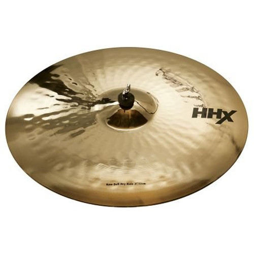 """Sabian 21"""" RAW BELL DRY RIDE HHX BR."""