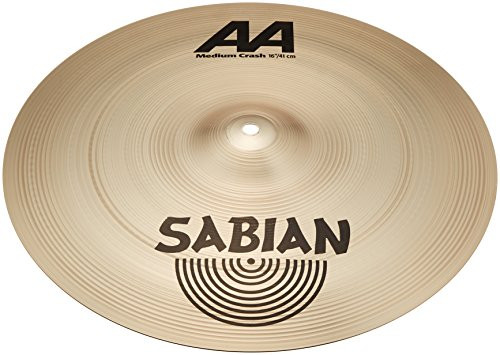 """Sabian 16"""" MEDIUM CRASH AA"""