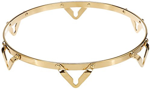 Toca a TP-38021-6G Sheila E Signature Series Traditional Conga Hoop 11-Inch - Gold