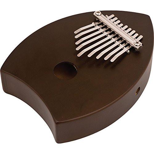 Toca a T-THPL alimba Thumb Piano Large - Walnut Matte Finish