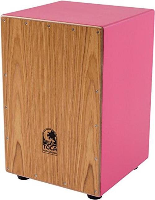 Toca a TCCJ-PK Colorsound Cajon, Pink