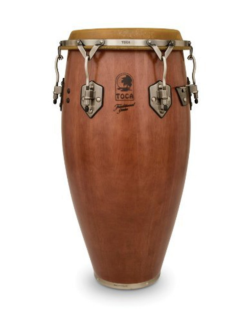 Toca a 3912-1/2D Traditional Series Tumba - Dark Wood Finish