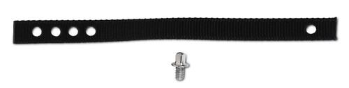 Drum Workshop Nylon Strap W/ Turbo Screw, Pre Cut