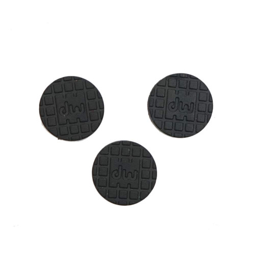 Drum Workshop 3pk Swivel Pad Only 5000,9000,mdd Pedals