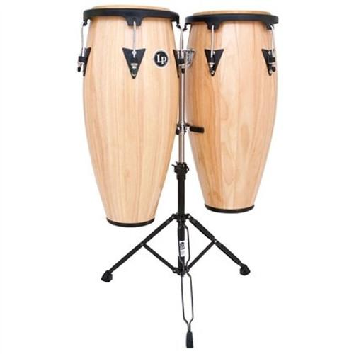 Drum Workshop Aspire 10-11 Set Oak Nat Black Dbl Std