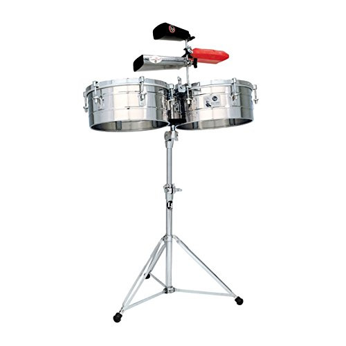 Drum Workshop 14-15 Timbale Stainless Steel Cr