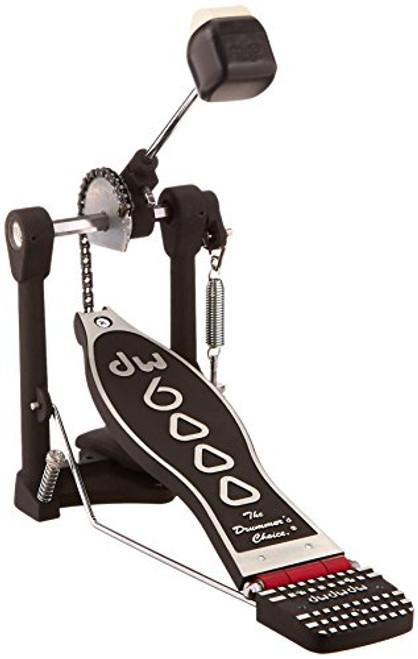 Drum Workshop 6000 Single Pedal, Turbo