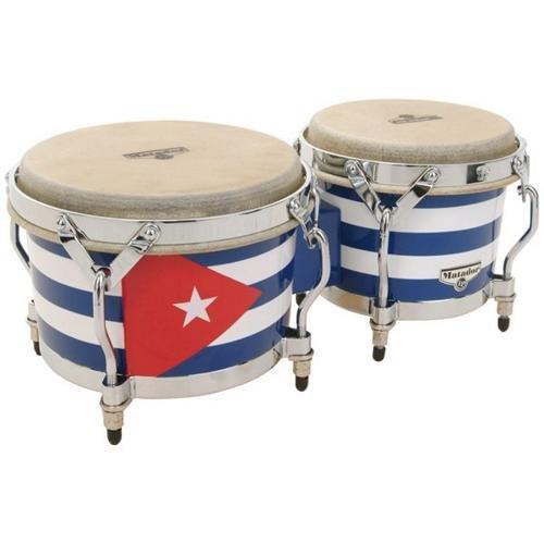 Drum Workshop Mat Trad 7 1/4-8 5/8 Bongo Oak Cuba Cr