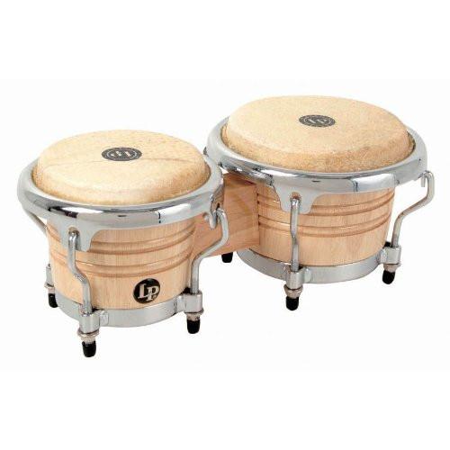 Drum Workshop 3 1/2-4 1/2 Mini Bongo Oak Nat Cr