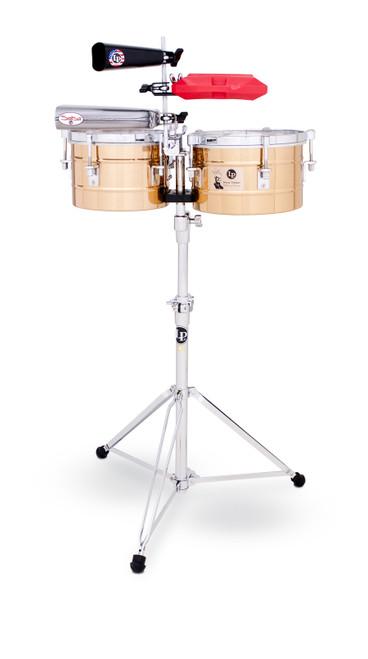 Drum Workshop 9 1/4-10 1/4 Timbalitos Brass Cr