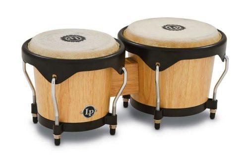 Drum Workshop City 6 3/4-8 Bongos Oak Nat Bk