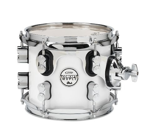 Drum Workshop Pearlescent White - Chrm Hw 7x8