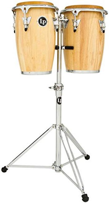 Drum Workshop Jr Conga Ccii 8-9 Set Nat Cr Dbl Std