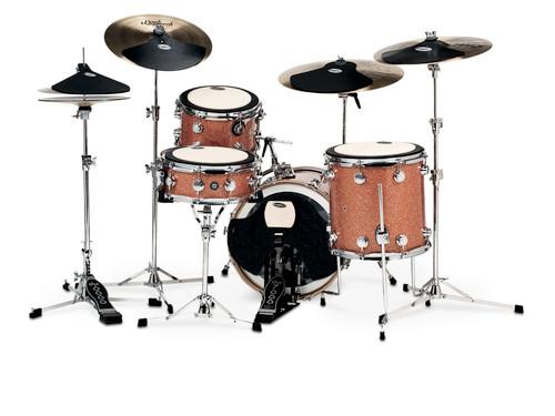 Drum Workshop Complete Pad Set W/ Bd, Cym, Head Pads