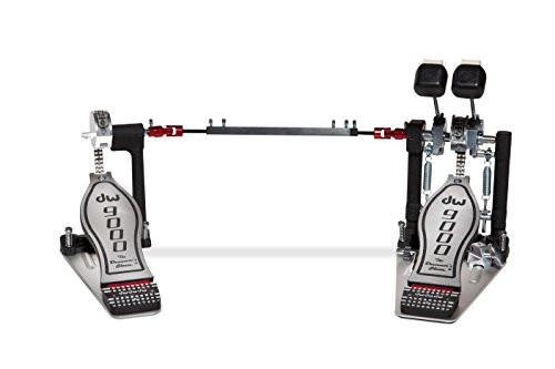 Drum Workshop Dw 9000 Double Pedal W/ Bag