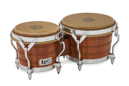 Drum Workshop Orig Trad 6 3/4-8 1/4 Bongo Mahogony Cr