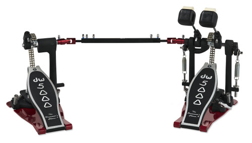 Drum Workshop Heel-Less Double Bass Drum Pedal W/bag