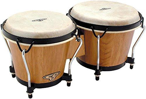 Drum Workshop Cp Trad 6-7 Bongo Oak Dark Wood Bk