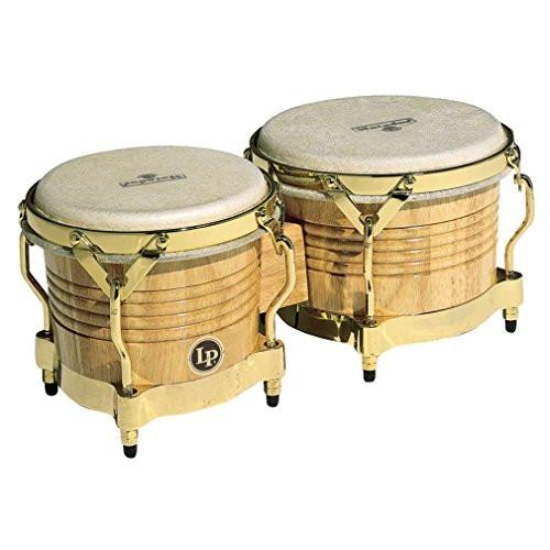 Drum Workshop Mat Trad 7 1/4-8v5/8 Bongo Oak Nat Gd