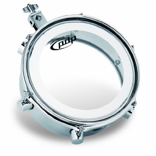 Drum Workshop Pdp Mini Timbale 4x8 Chrome Over Steel