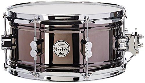 Drum Workshop Concept Snr 6.5x13, Bn Over Steel, Cr Hw