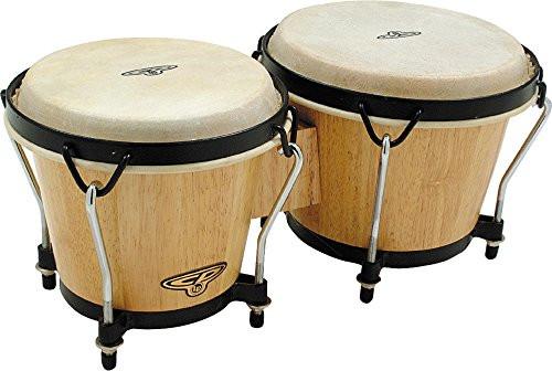Drum Workshop Cp Trad 6-7 Bongo Oak Nat Bk