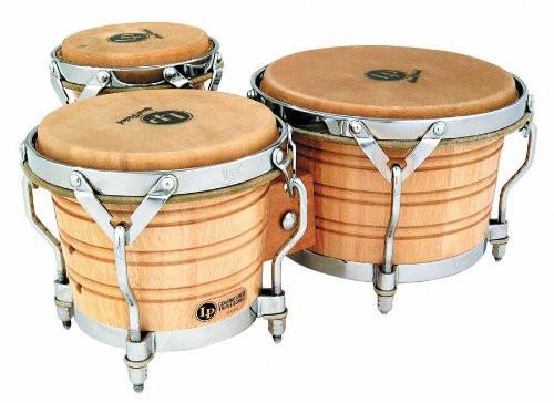 Drum Workshop Gen 3 Trd 5 1/2-7 1/4-9 Bongo Oak Nat Cr