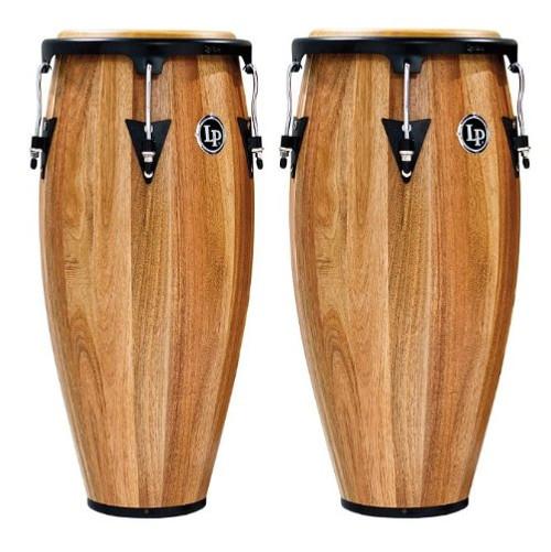 Drum Workshop Aspire 11-12 Set Oak Wal Black Dbl Std