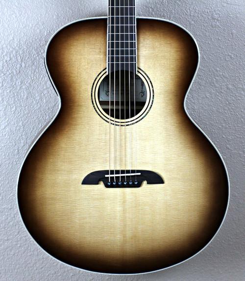 Alvarez ABT60 Baritone Acoustic Guitar Shadowburst