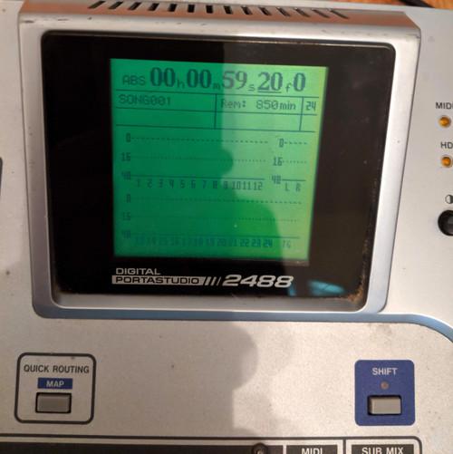 Tascam 2488 Multi Function Recorder