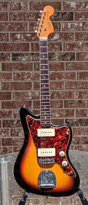 Fender Jazzmaster Original 1966 Sunburst (Used)