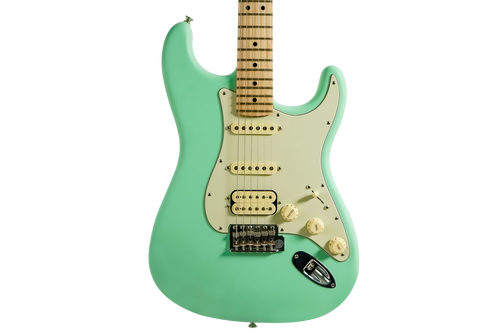American Performer Stratocaster HSS - Satin Seafoam Green Electric Guitar (Used)