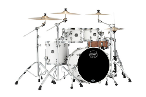 Mapex Saturn Fusion 4 Piece Shell Pack Without Snare (SR504XRM)