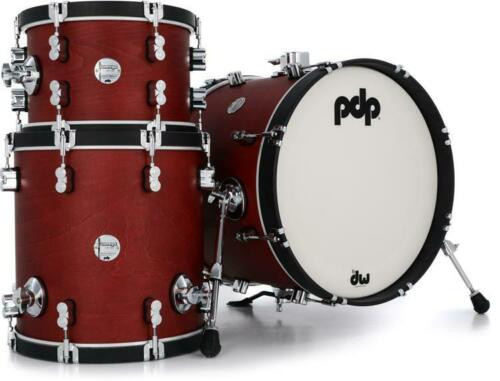 Classic Bop Kit Ox Blood/Ebony Hoops