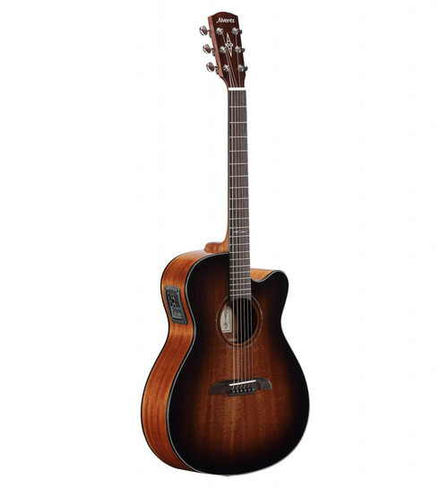 Alvarez Artist OM/Folk Acoustic Electric w/Cutaway EQ & Tuner