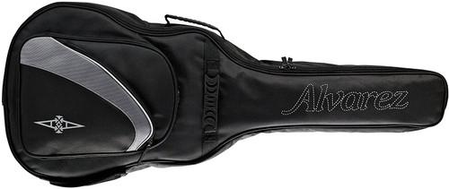 Alvarez 15mm Deluxe, DuoFoam Gig Bag, Tenor Ukulele