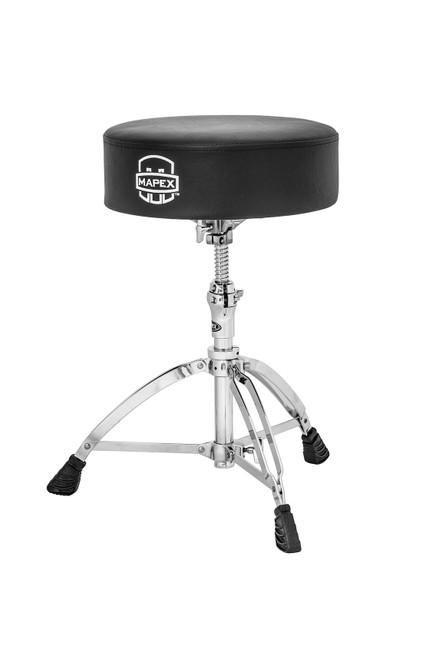 Mapex Round Top Drum Throne Heavy Duty (T750A)