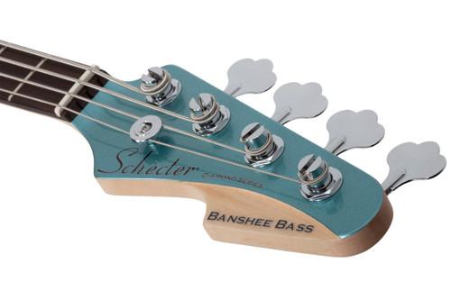 Schecter Banshee Bass Pelham Blue (Proto-Type)