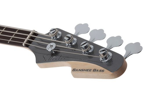 Schecter Banshee Bass Carbon Grey (CBG) (Prototype)