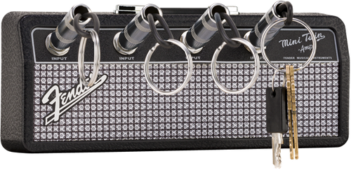 Pluginz Fender Jack Rack Amp Key Holder
