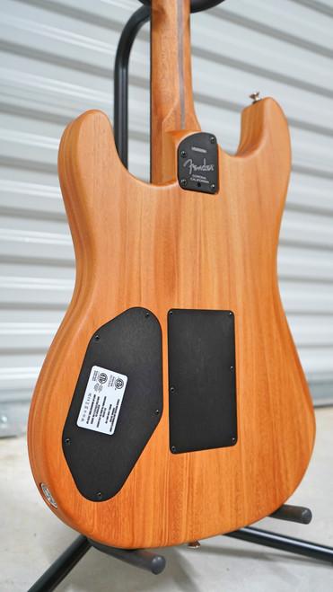 Fender Acoustasonic Stratocaster Sunburst w/Gigbag