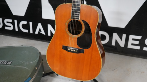 Martin 1972 D-35 Acoustic Guitar (Used