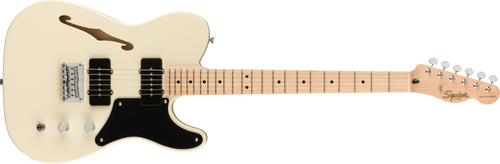 Fender Squier Paranormal Cabronita Telecaster® Thinline Olympic White