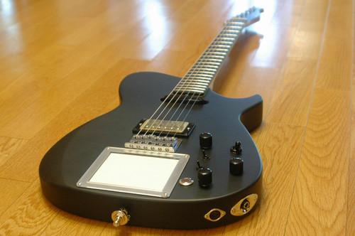 XY Midi Pad for Guitars (Black)