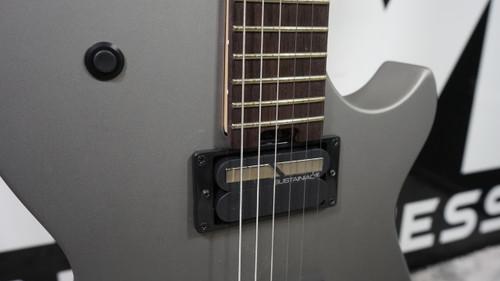 Manson Guitar Works Meta Series MBM-1 Matthew Bellamy Signature Guitar Starlight Silver w/Sustainiac